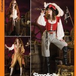 Pirate Costume Sewing Pattern